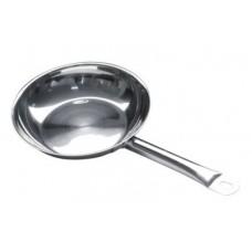 Сковорода нерж. d=400/55 двойное дно