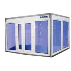 Холодильные камеры POLAIR Professionale со стеклом