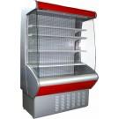Пристенные холодильные витрины CARBOMA