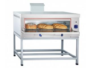 Новинка: газовый пекарский подовый шкаф ГШ-1
