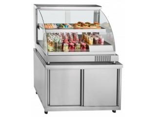 Настольная холодильная витрина 700 серии ВХН-70-01 торговой марки Abat