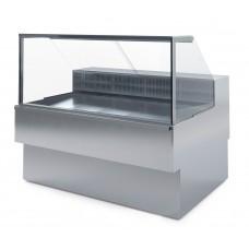 Холодильная витрина Илеть Cube ВХС-2,1 статика