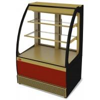 Холодильная витрина МХМ Veneto VS-0,95 (краш.)