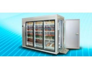 5% скидка на холодильные камеры POLAIR со стеклянным фронтом