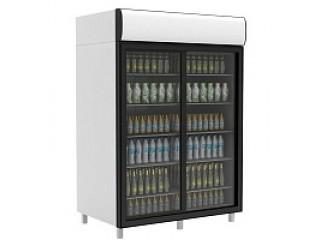 Обновленные холодильные шкафы POLAIR Standard версии 2.0