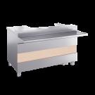 Кассовый стол с подлокотником КСП-1200-02 - Ривьера