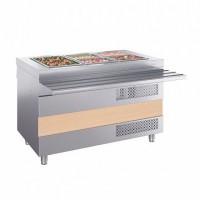 Охлаждаемый стол ОС-1200-02 без полки - Ривьера