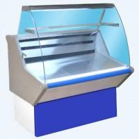 Холодильная витрина Нова ВХСн 1.5