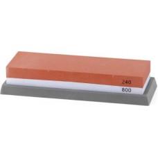Камень точильный комб. 240/800