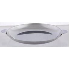 Сковорода нерж. порционная d-170