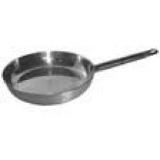 Сковорода нерж. d=360/53 двойное дно