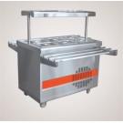 Прилавок холодильный ПВВ(Н)-70ПМ-НШ