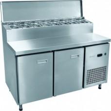 Стол холодильный среднетемпературный СХС-70-01П, для пиццы