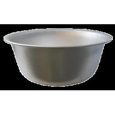 Миска глубокая (алюм) Д=36 см., ёмк. 9 л., травленая