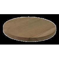 Доска для пиццы 200х13 мм. (буковая, круглая)