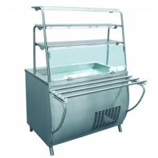 Прилавок холодильный ПВВ(Н)-70Т-НШ