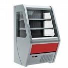 Полувертикальные холодильные витрины CARBOMA 1260/700