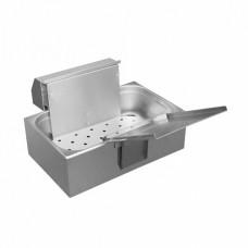 Аппарат для жарки чебуреков и пирожков АЖЧП-1 настольный