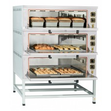 Шкаф пекарский ЭШП-3 (320 °C)