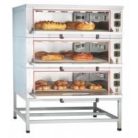 Шкаф пекарский ЭШП-3-01КП (320 °C) с каменным подом