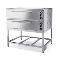 Шкаф пекарный двухсекционный ШПЭ102