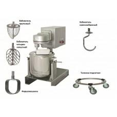 Машина кухонная универсальная УКМ-14 (МАШИНА ВЗБИВАЛЬНАЯ МВ-25)
