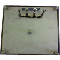 Конфорка электрическая КЭТ-0,09 (300х300) 2.7 кВт (для ЭП-2-ЖШ, ЭПК-48)