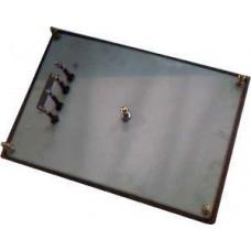 Конфорка электрическая КЭТ-0,12 (417х295) 3.0 кВт (Плита эл.900 сер)