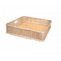 Короб для хлеба плетенный 600*400*100 мм