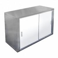 Полка кухонная настенная закрытая ПКЗ-1200 (1200х400х600 мм)