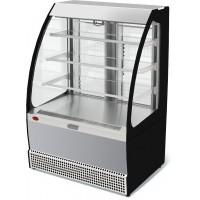 Холодильная витрина Veneto VSo-0,95 (нерж.)