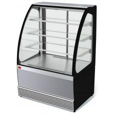 Холодильная витрина Veneto VS-0,95 (нерж.)