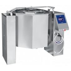Котел пищеварочный опрокидывающийся КПЭМ-160-ОМП с миксером