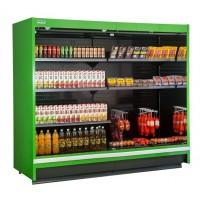Холодильная горка Polair Monte M 2500