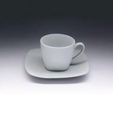 Чайная пара квадрат 220 мл Collage