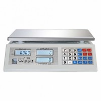 Весы торговые ФорТ-Т 870  ТРЕЙД 15 кг
