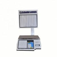 Весы электронные торговые CAS CL5000J-15IS TCP-IP